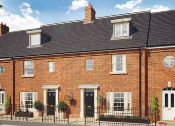 Thumbnail 3 bed town house for sale in Reach Road, Burwell, Cambridgeshire