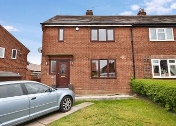 Thumbnail Semi-detached house for sale in Woolley View, Hall Green, Wakefield