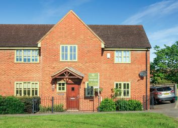Thumbnail 4 bedroom end terrace house for sale in Thame Road, Stadhampton, Oxford