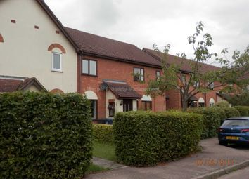 Thumbnail 2 bed terraced house to rent in Lindisfarne Close, Eynesbury, St. Neots