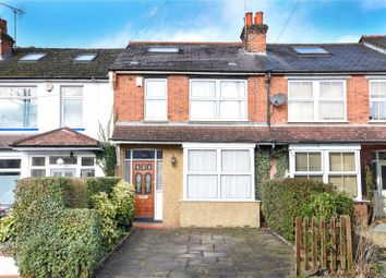 Thumbnail 2 bed terraced house for sale in Reginald Road, Northwood, Middlesex