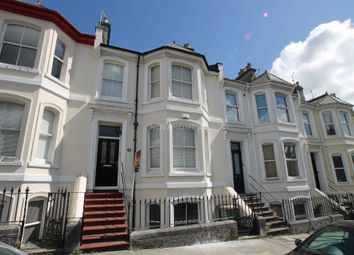 Thumbnail 4 bed terraced house for sale in Valletort Road, Plymouth