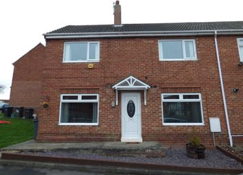 Thumbnail 3 bed semi-detached house for sale in The Wynd, Pelton, Chester Le Street