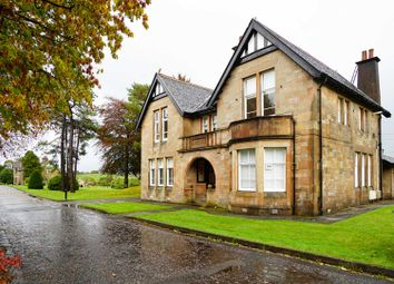 Thumbnail 1 bed flat for sale in Peace Avenue, Quarrier's Village, Bridge Of Weir