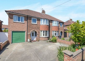Thumbnail 4 bed semi-detached house for sale in Carr Lane, Acomb, York