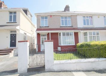 Thumbnail 3 bed semi-detached house for sale in Fircroft Road, Beacon Park, Plymouth