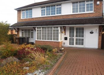 Thumbnail 5 bed property to rent in Parkland Drive, Luton