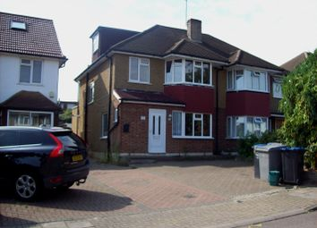 Thumbnail 4 bedroom semi-detached house for sale in Byron Road, Wembley