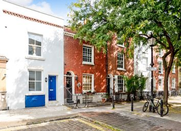 Thumbnail 3 bed town house for sale in Eldon Street, Southsea
