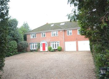 Thumbnail 7 bed detached house for sale in Finchampstead Road, Wokingham, Berkshire
