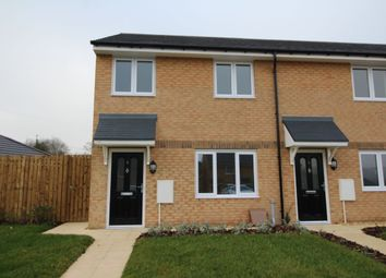 Thumbnail 3 bed terraced house for sale in Stobarts Field, New Ridley Road, Stocksfield