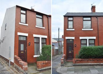 Thumbnail 3 bed end terrace house for sale in Durley Road, Blackpool
