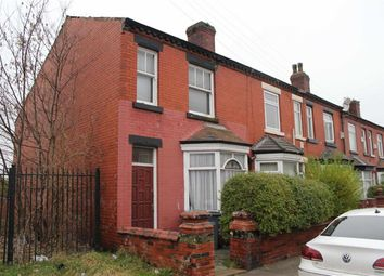 Thumbnail 2 bedroom end terrace house for sale in Ashley Lane, Moston, Manchester