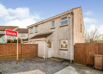 Thumbnail 2 bed semi-detached house for sale in Kitter Drive, Plymstock, Plymouth