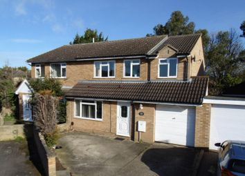 Thumbnail 4 bed semi-detached house for sale in Laburnum Road, Sandy