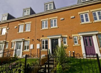 Thumbnail 3 bedroom town house for sale in Horncliffe Row, Acklam Green, Middlesbrough