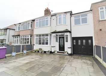 Thumbnail 4 bed semi-detached house for sale in Tullimore Road, Liverpool