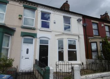 Thumbnail 3 bedroom terraced house to rent in Ashfield, Wavertree