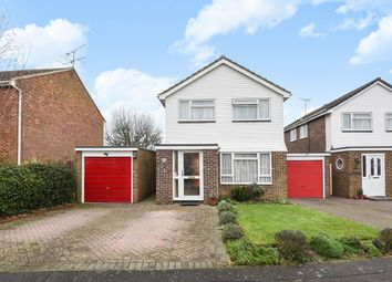 Thumbnail 4 bed link-detached house for sale in Benning Way, Wokingham