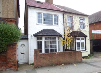 Thumbnail 1 bed terraced house to rent in Ledgers Road, Slough