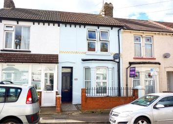 Thumbnail 3 bed terraced house for sale in Jezreels Road, Gillingham