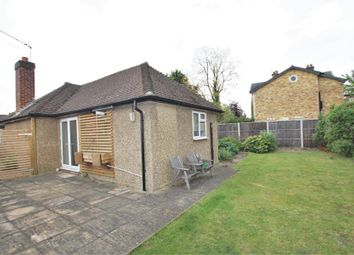 Thumbnail 3 bed semi-detached bungalow to rent in Fieldhurst Close, Addlestone