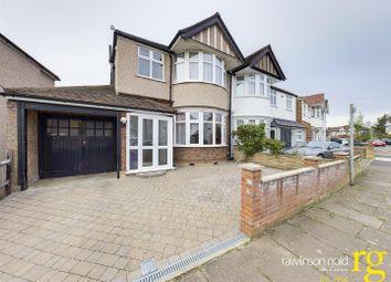 Torver Road, Harrow-On-The-Hill, Harrow HA1. 3 bed semi-detached house