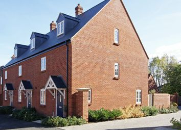 Thumbnail 3 bed end terrace house for sale in Poppyfields Way, Brackley