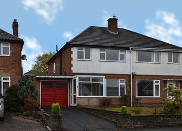 Thumbnail 3 bed semi-detached house for sale in Belle Vue Close, Marlbrook, Bromsgrove