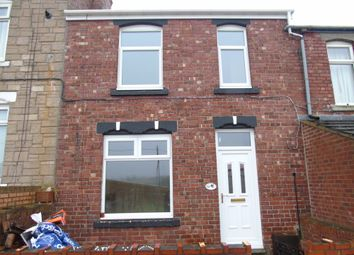 Thumbnail 2 bedroom terraced house for sale in Clarence Gardens, Crook
