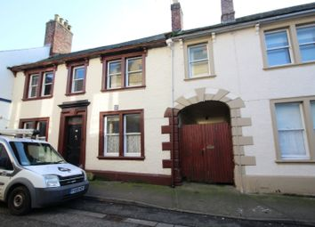 Thumbnail 3 bed terraced house for sale in New Street, Wigton, Cumbria