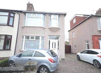 Thumbnail 3 bed semi-detached house for sale in Desford Road, Aigburth, Liverpool