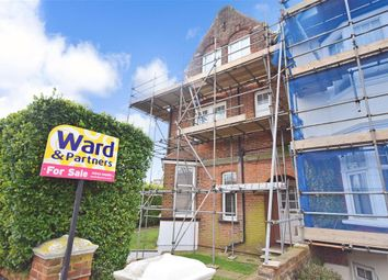 Thumbnail 1 bed flat for sale in Westgate Bay Avenue, Westgate-On-Sea, Kent