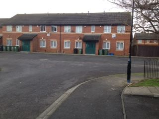 Thumbnail 2 bed flat to rent in Joicey Court, Hartlepool