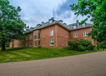 Thumbnail 2 bed flat for sale in Henmarsh Court, Hertford