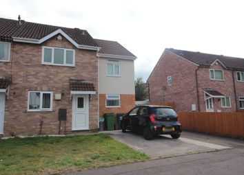 Thumbnail 3 bedroom end terrace house for sale in Sanderling Drive, St Mellons