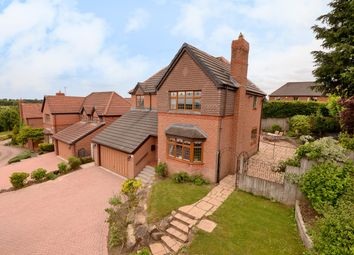 Thumbnail 4 bedroom detached house for sale in Cricketers View, Shadwell, Leeds