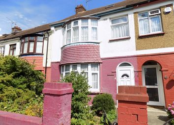 Thumbnail 3 bed terraced house for sale in Redfern Avenue, Gillingham