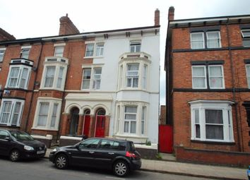 Thumbnail Studio to rent in Saxby Street, Leicester