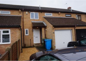 Thumbnail 3 bed terraced house for sale in Plantagenet Crescent, Bournemouth