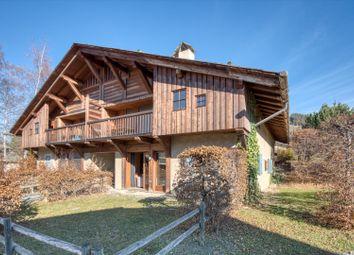 Thumbnail 3 bed property for sale in Mont D'arbois, Megève, Haute-Savoie, France