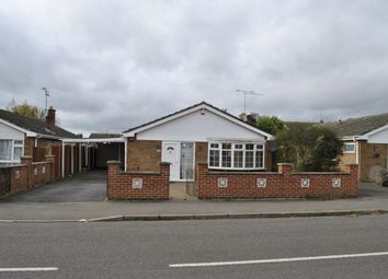 Thumbnail 3 bedroom bungalow for sale in Severn Road, Oadby