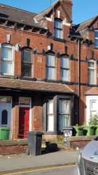 Thumbnail 6 bed shared accommodation to rent in Cardigan Road, Hyde Park, Leeds