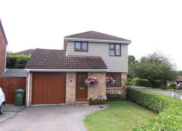 Thumbnail 3 bed detached house for sale in Portman Drive, Billericay