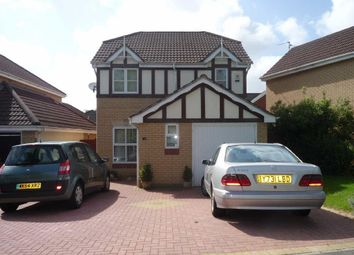 Thumbnail 3 bed property to rent in Hastings Crescent, Old St. Mellons, Cardiff