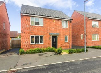 Thumbnail 4 bed detached house for sale in Spitfire Road, Castle Donington