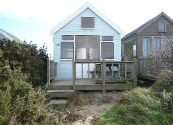 Thumbnail Property to rent in Beach Hut, Mudeford, Dorset