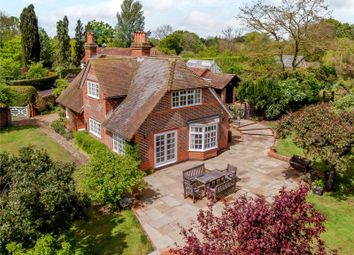 Thumbnail 4 bedroom detached house for sale in Mill Lane, Ripley, Woking, Surrey