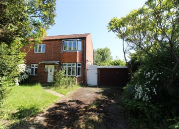 Thumbnail 3 bed semi-detached house for sale in Kidmore Road, Caversham, Reading