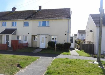 Thumbnail 3 bed end terrace house for sale in Maesglas, Cardigan